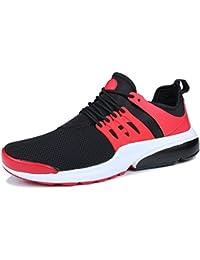 GNEDIAE Zapatillas Running para Hombre Aire Libre y Deporte Transpirables Casual Zapatos Gimnasio Correr Sneakers