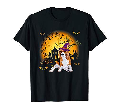 Lustige Beagle Kostüm - Lustiges Beagle Halloween Kostüm Tee Shirt