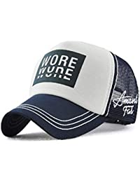 Amazon.it  Rete - Cappellini da baseball   Cappelli e cappellini ... 93e79c45438a
