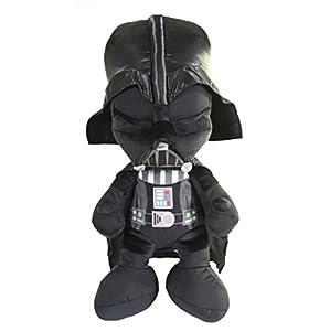Star Wars Juguete Suave de Darth Vader, Extragrande