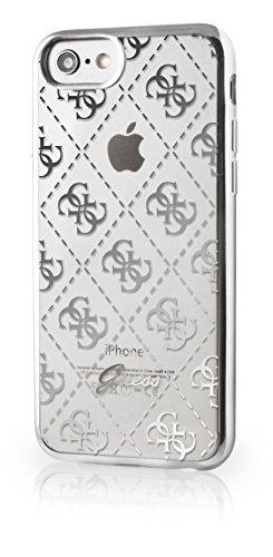 guess-guhcp7tr4gsi-schutzhlle-fr-apple-iphone-7-1193-cm-47-zoll-transparentes-silber