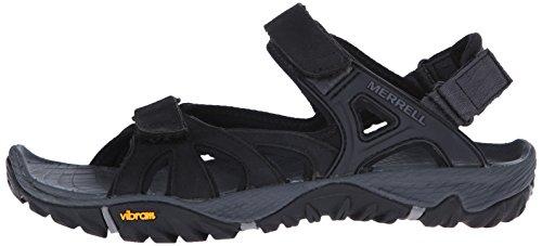 Merrell Herren All Out Blaze Sieve Convert Sandalen, Mehrfarbig (Black), 43 EU -