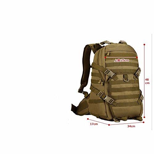 TBB-Zaino Outdoor double borsa a tracolla multi-funzione borsa sportiva,C C