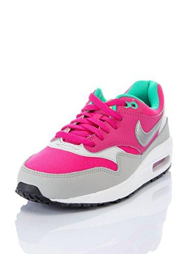 Nike Air Max 1, Unisexe - Enfant Rose / Gris / Vert