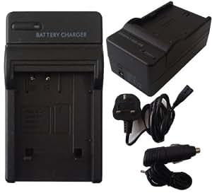 Mobilizers - Chargeur de Batterie de remplacement Caméscope pour PANASONIC DMW-BCG10e