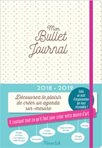 Mon bullet journal Mémoniak 2019 par Maud Taron