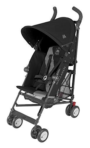 Maclaren Triumph Stroller (Black/Charcoal)