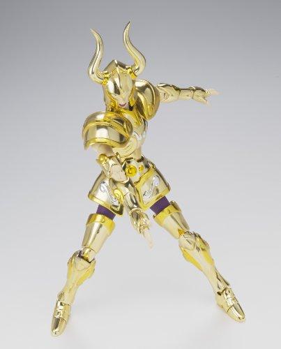 TAMASHII NATIONS - Myth Cloth Ex: Shura con Armadura de Oro de Capricornio, Figura de 18 cm (Bandai BDISS701657) 6