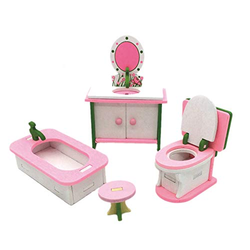 Bebester Miniature Dolls House F...