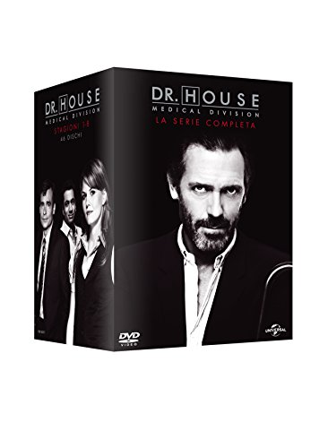 Dr. House - Stagione 01-08 (46 Dvd) [Italia]