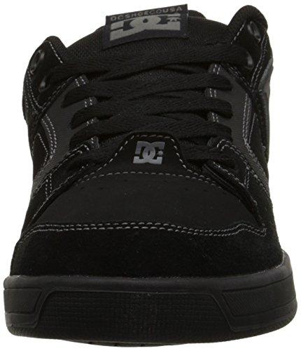 DC Shoes Sceptor Sd, Chaussures de skateboard homme Black/Black/Grey