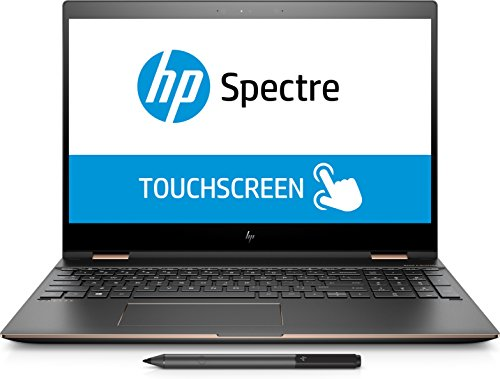 HP Spectre x360 15 i7 15.6 inch IPS SSD Convertible Grey