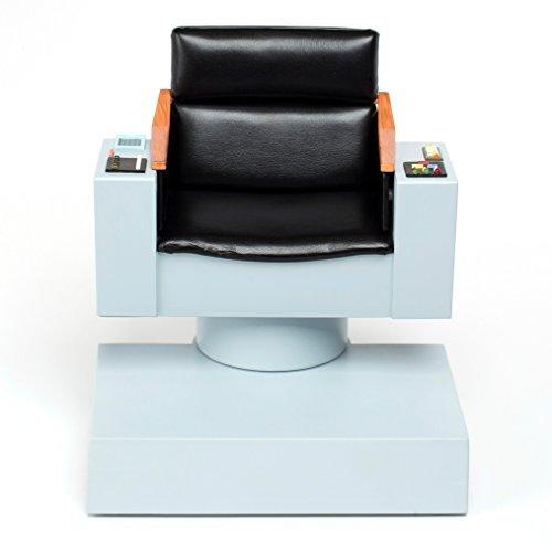 Star Trek TOS Replica 1/6 Captain's Chair 20 cm Quantum Mechanix Replicas down