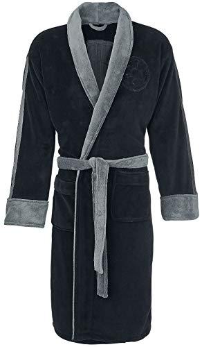 Darth Vader Embossed Star Wars Black Hoodless Robe