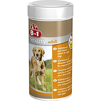 8in1 Multi Vitamin Tablets for Adult Puppies, 70 Tablets 15