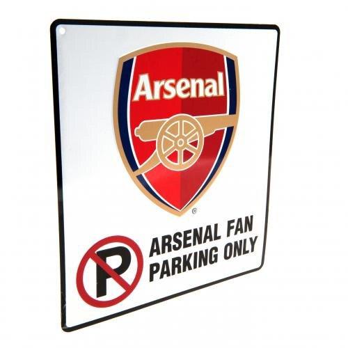 Geschenkideen-Motiv Arsenal FC, Metall, englische Aufschrift