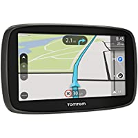TomTom Start 50 5-Inch Sat Nav with UK, ROI Maps and Lifetime Map Updates- Black/Grey
