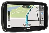 TomTom Start 50 5-Inch Sat Nav with UK, ROI Maps and Lifetime Map Updates- Black/Grey