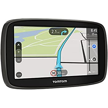 Tomtom Start 50 5 Inch Sat Nav With Uk Roi Maps And Lifetime Map