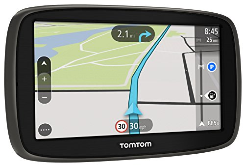 tomtom-start-50-5-inch-sat-nav-with-uk-roi-maps-and-lifetime-map-updates-black-grey