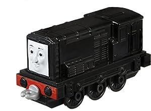MATTEL Fisher Price dxt31–Thomas Adventures Kleine Locomotora Diesel, Preescolar de parte Mundos