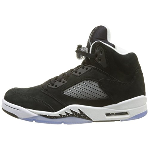 - Basket Air 5 Retro Noir Blanc 136027 035
