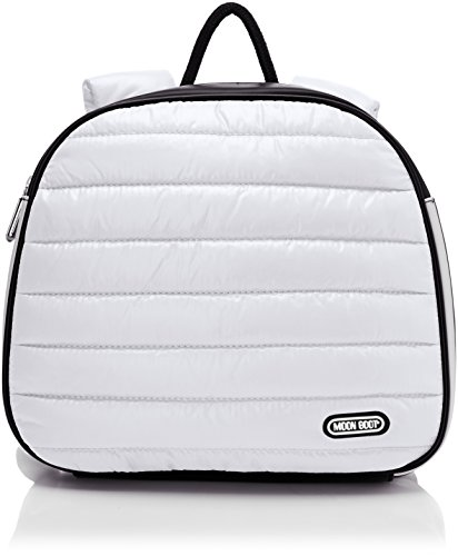 Moon Boot MB Apollo Backpack Jr Zaino Unisex - Bambino, White