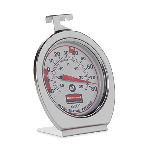 rubbermaid-commercial-fgr80dc-stainless-steel-refrigerator-freezer-monitoring-thermometer-20-to-80-d