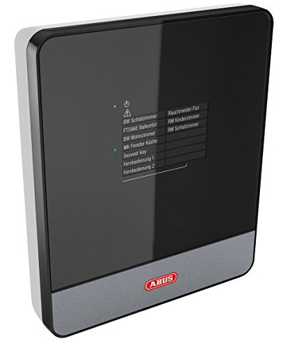 ABUS Secvest IP Basisset – Security Access Control Systems (193 x 45 x 233 mm, 0 – 55 °C)