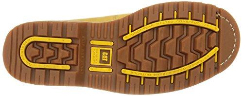 Caterpillar Holton Sb, Bottes de Sécurité Homme Beige (Honey)