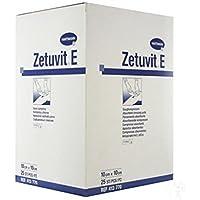 Hartmann Zetuvit E Sterile Absorbent Dressing Pads, 10cm x 10cm by Zetuvit E preisvergleich bei billige-tabletten.eu