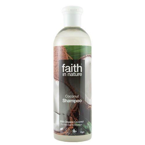 Faith in Nature - Coconut Shampoo, Conditioner & Shower Gel