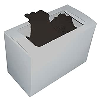 Boîte de 100 chaussettes d'essayage - 20 deniers - unisexe - noir - taille unique