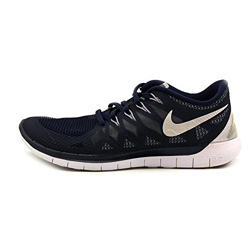 Nike Nike Free 5.0 Flash, Chaussures de running femme Deep Royal Blue/Black/Hyper Punch/White