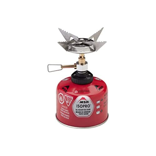 41qjqWek3wL. SS500  - Msr SuperFly Camping Stove red/silver 2017 camping cooker
