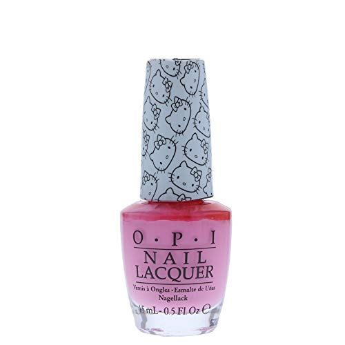 OPI Nagellack. Look At My Bow Hello Kitty by
