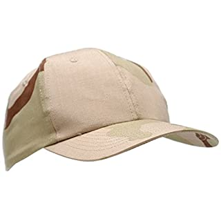 A. Blöchl US Army Outdoor Kids Baseball Cap Hat Children in different colors One size fits all (3 color Desert)