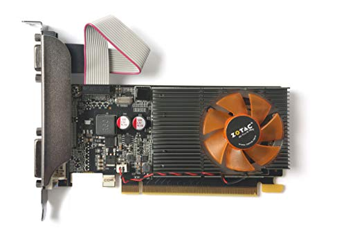 Zotac GT 710 2GB 64BIT DDR3 PCI-E Graphics Card