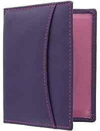 Mala Leather ODYSSEY Portatarjeta de Viaje de Cuero Suave 555_14