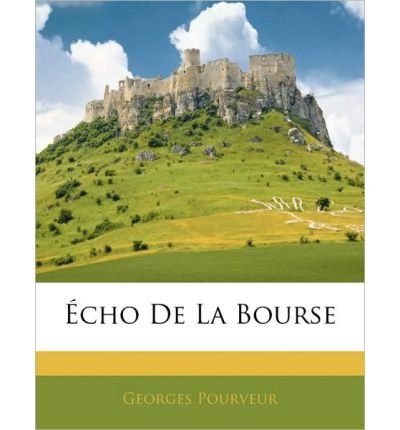 cho-de-la-bourse-paperback-french-common