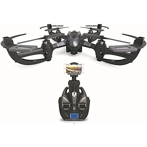 WayIn® Yizhan i4W i drone 4 canali 2.4GHz LCD telecomando Quadcopter con FPV telecamera