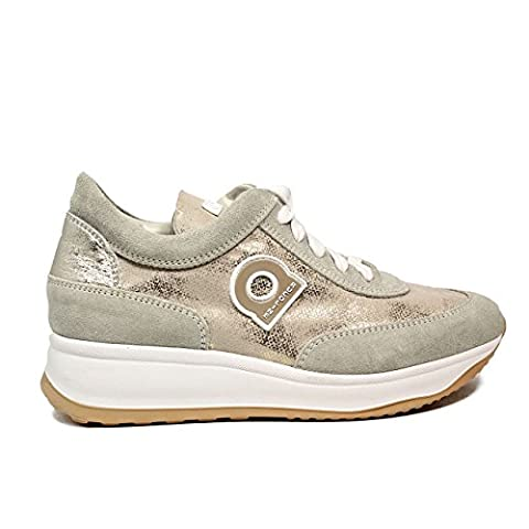 Rucoline1304-83012 1304 MICRO sneaker COUENNE nouvelle collection printemps-été 2017 de couleur or (39)