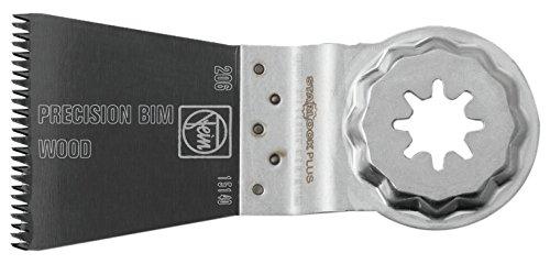 Fein 6350220621045mm Bi-Metall Präzise Klinge Holz