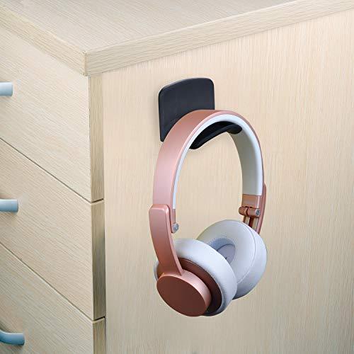 Neetto Percha de Metal Silicona para Auriculares