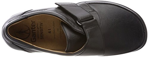 Ganter Ladies Sensitiv Inge-i Slipper Nero (nero)