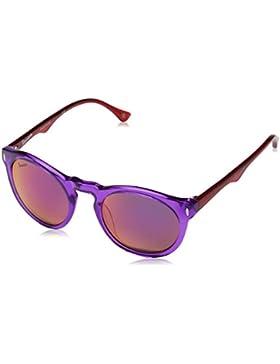 Vespa Eye, Gafas de Sol Unisex Adulto, Morado (Viola/Rossa), 48