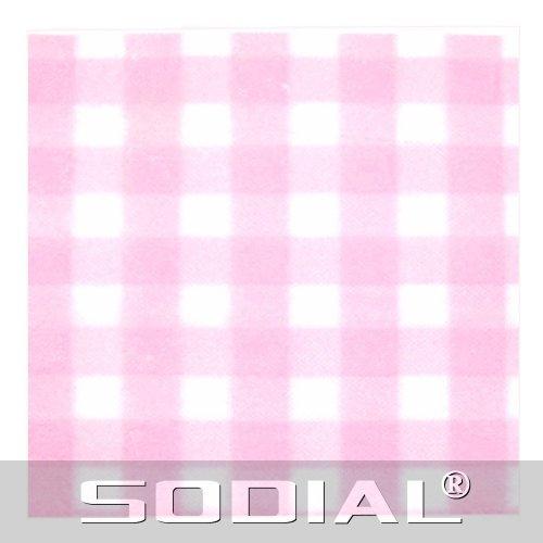 sodialr-20-pz-asciugamano-quadrato-rosa-monouso-lava-faccia