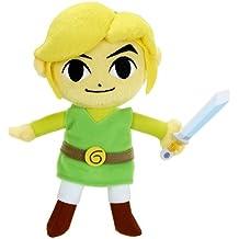 """World Of Nintendo The Legend Of Zelda Link 7"""" Juguete de Peluche"""