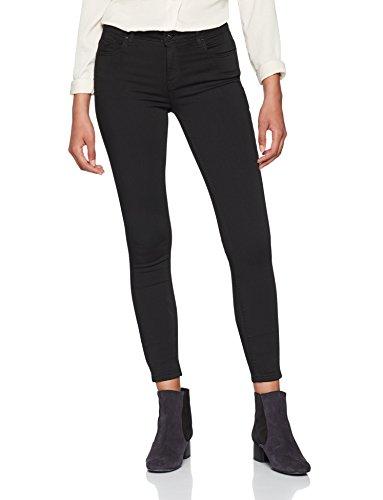 ONLY NOS Damen Skinny Jeans Onlcarmen Reg SK BLACK4EVER SOO1796 Noos, Schwarz (Black Denim), W31/L30 -