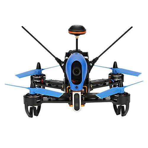 Goolsky Walkera F210 Edition 3D 5,8 G FPV Racing Drone RTF avec 700TVL Caméra OSD DEV0 7 Emetteur